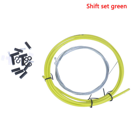 Universal Brake//Shift Gear Cable/&Housing Group Sets For Road Bike Road Bicycle !