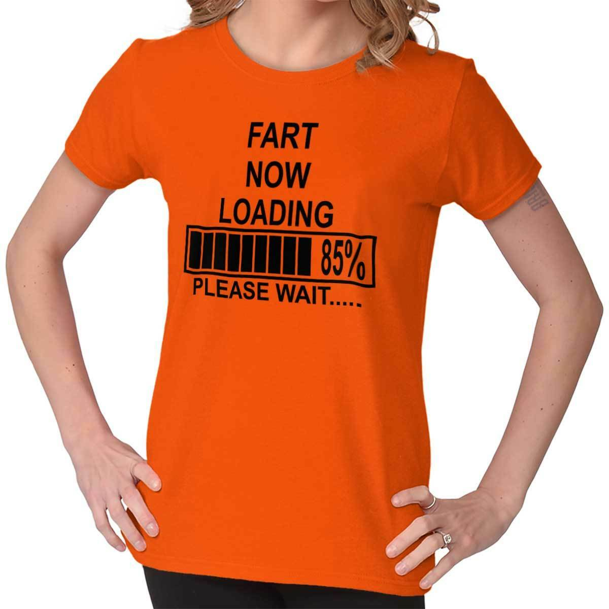 FART, T-SHIRT FART NOW LOADING FUNNY T-SHIRT fathers day GIFT BEST XS-3XL