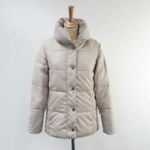 68b08470482e E Hyphen World Gallery Ladies Sand Color Lightweight Quilted Jacket ...
