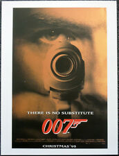 GOLDENEYE 1995 FILM MOVIE POSTER PAGE . JAMES BOND 007 PIERCE BROSNAN . N39