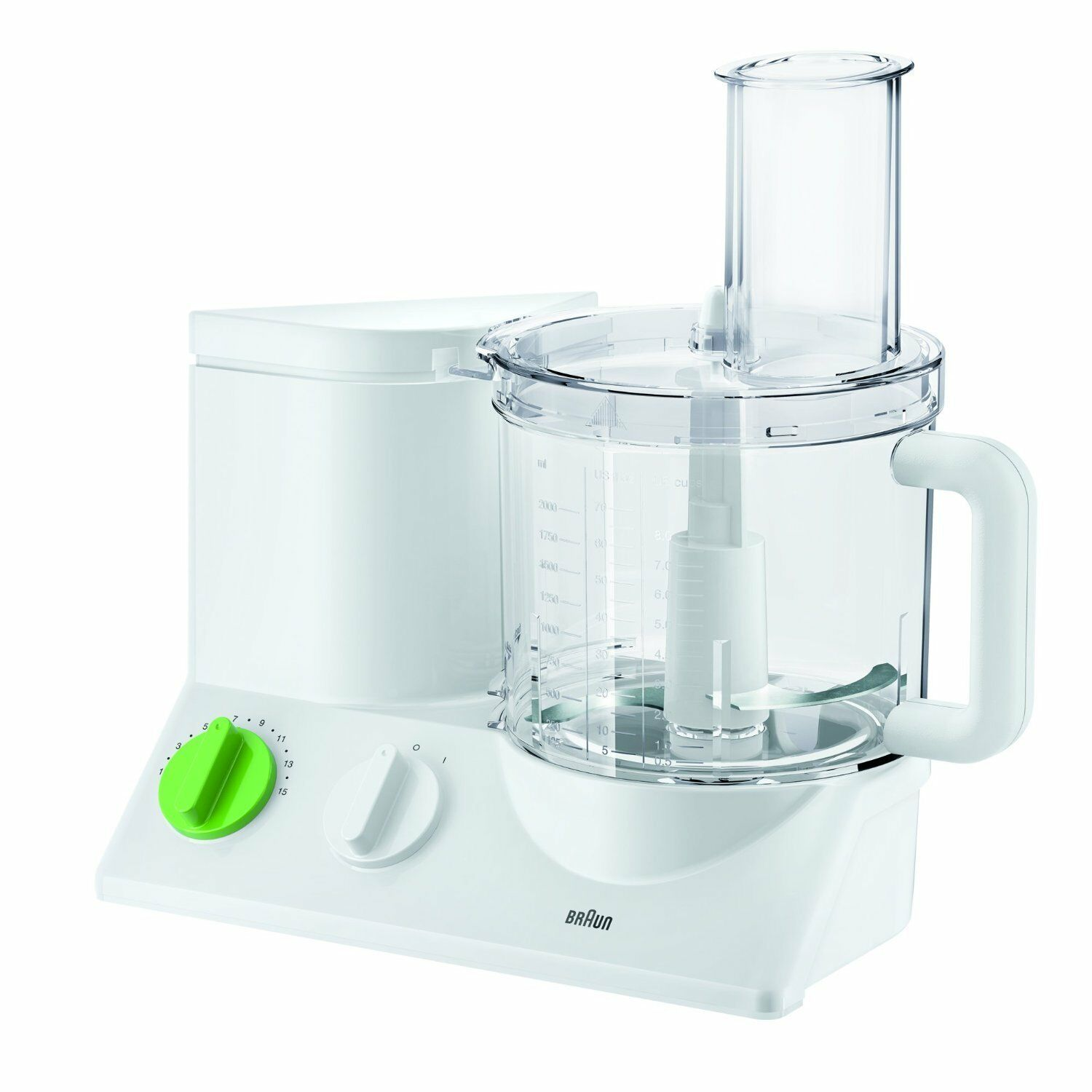 Braun FP3020 FP3020 FP3020 220 Volt Food Processor With 5 Attachments (NON-USA) for Europe 76adb1