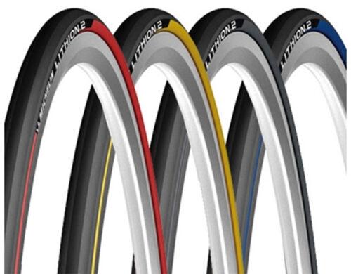 Michelin Lithion 2 Route Pneus Moto 700 X 23c Course Pneu Vélo Bicyclette