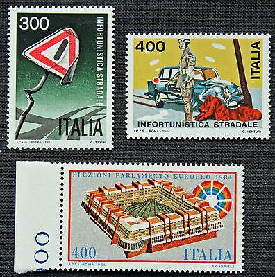 cyn3 Zu Verkaufen - Yvert Und Tellier Nr.1599-1600-1610 N Italien Briefmarke