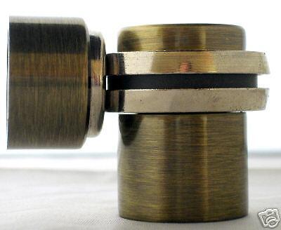 BRASS FACTORY DIRECT SET OF 4  DESIGNER MAGNETIC DOOR STOPS  ANT