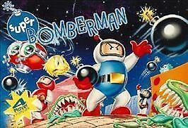 Super-Bomberman-Super-Nintendo-Entertainment-System-1993-Cart-Only-Read