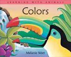 Colors 9781553378303 by Melanie Watt Board Book