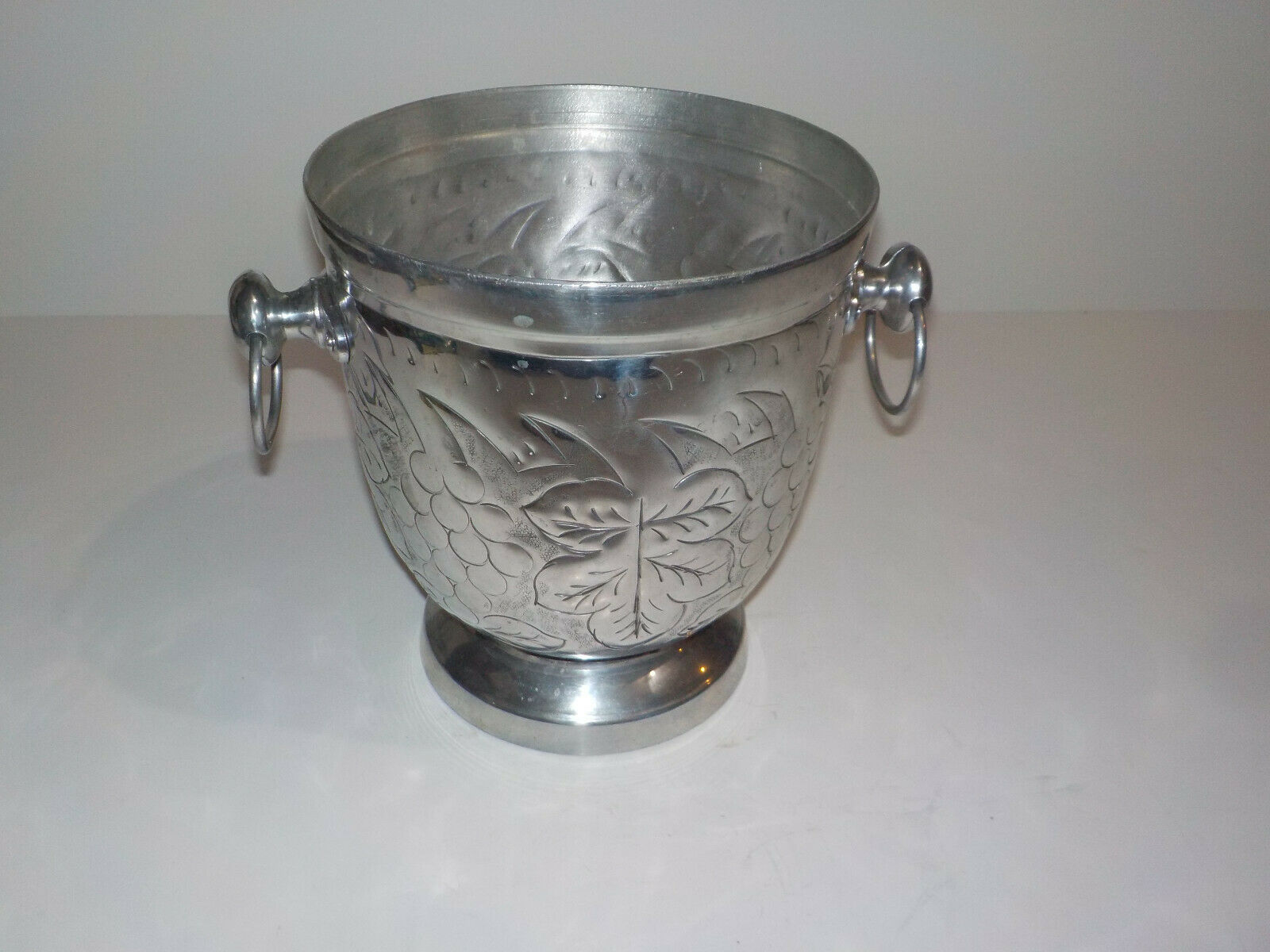 Wine Cooler Seagull Pewter Jewelled Garden Wine Chiller Bucket For Sale Online Ebay