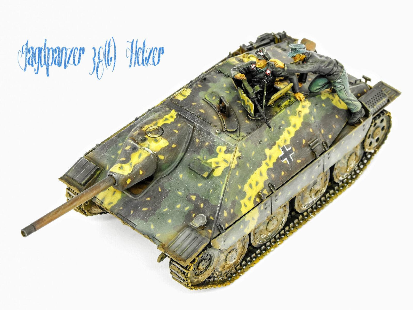 Jagdpanzer 38  t Hetzer Late Production Version scale 1 35  en solde 70% de réduction