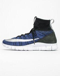 Nike Free Flyknit Mercurial Grey Sold out world wide in US 9.5 EU 43