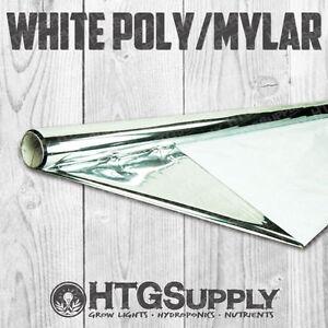 4-039-x-50-039-MYLAR-REFLECTIVE-FILM-THICK-WHITE-2-Mil-Heavy-Duty-Roll-48-Inch-4-Ft