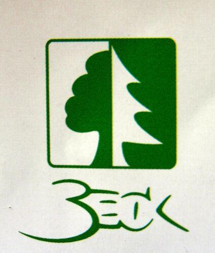 grün Spielzeug lenkbar Geschenk BECK Traktor aus Holz Holzspielzeug 10004