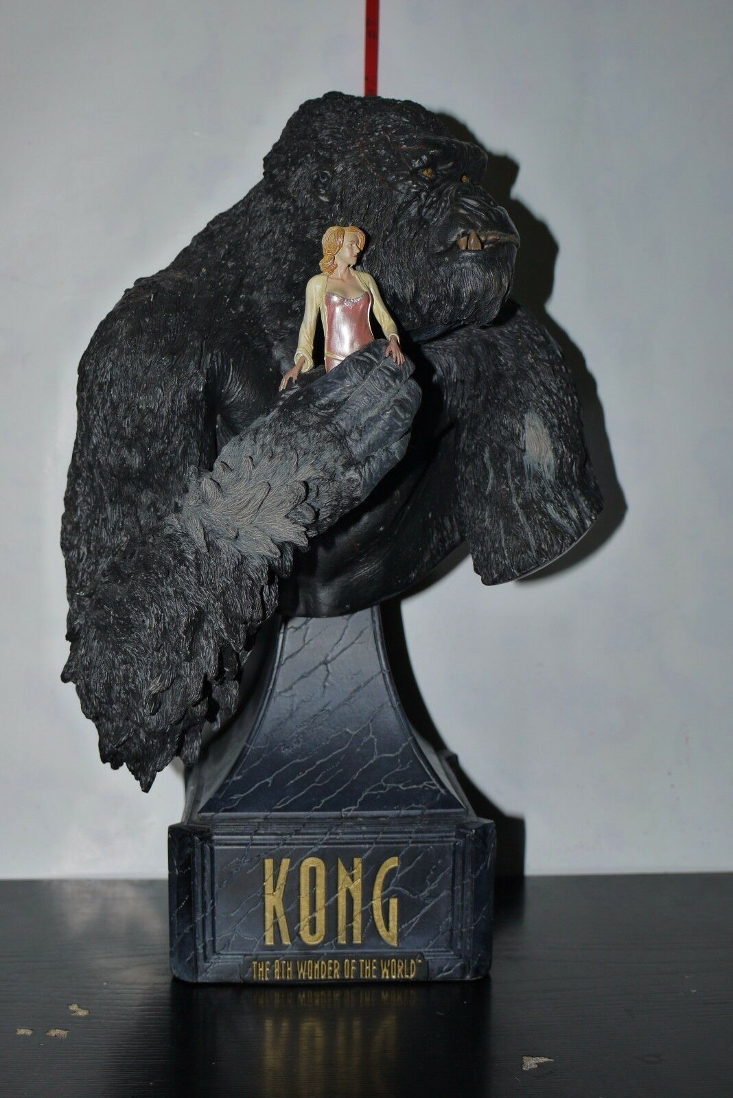 WETA COLLECTABLES KING KONG WITH ANN BUST 1691 3000 BOXED