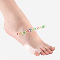 Footful Gel Little Toe Bunion Pain Relief Straighteners Separators Alignment Pad