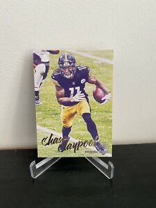 Chase Claypool Rookie Card RC Luminance Chronicles 2020 Pittsburgh Steelers NFL