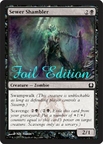 M//NM MTG Return to Ravnica Choose your Common foil Buy 2 or more save 25/%