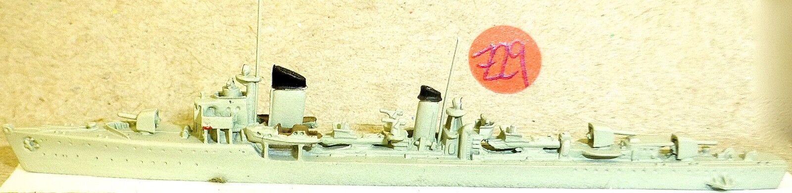 Rt Cl. Torpediniere 1938 Neptun N 1069a Modello Barca 1 1250 SHPZ29 Å