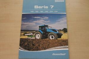 Landini Serie 7 145 165 185 190 210 230 Prospekt 10/2009 157068 Literatur & Videos