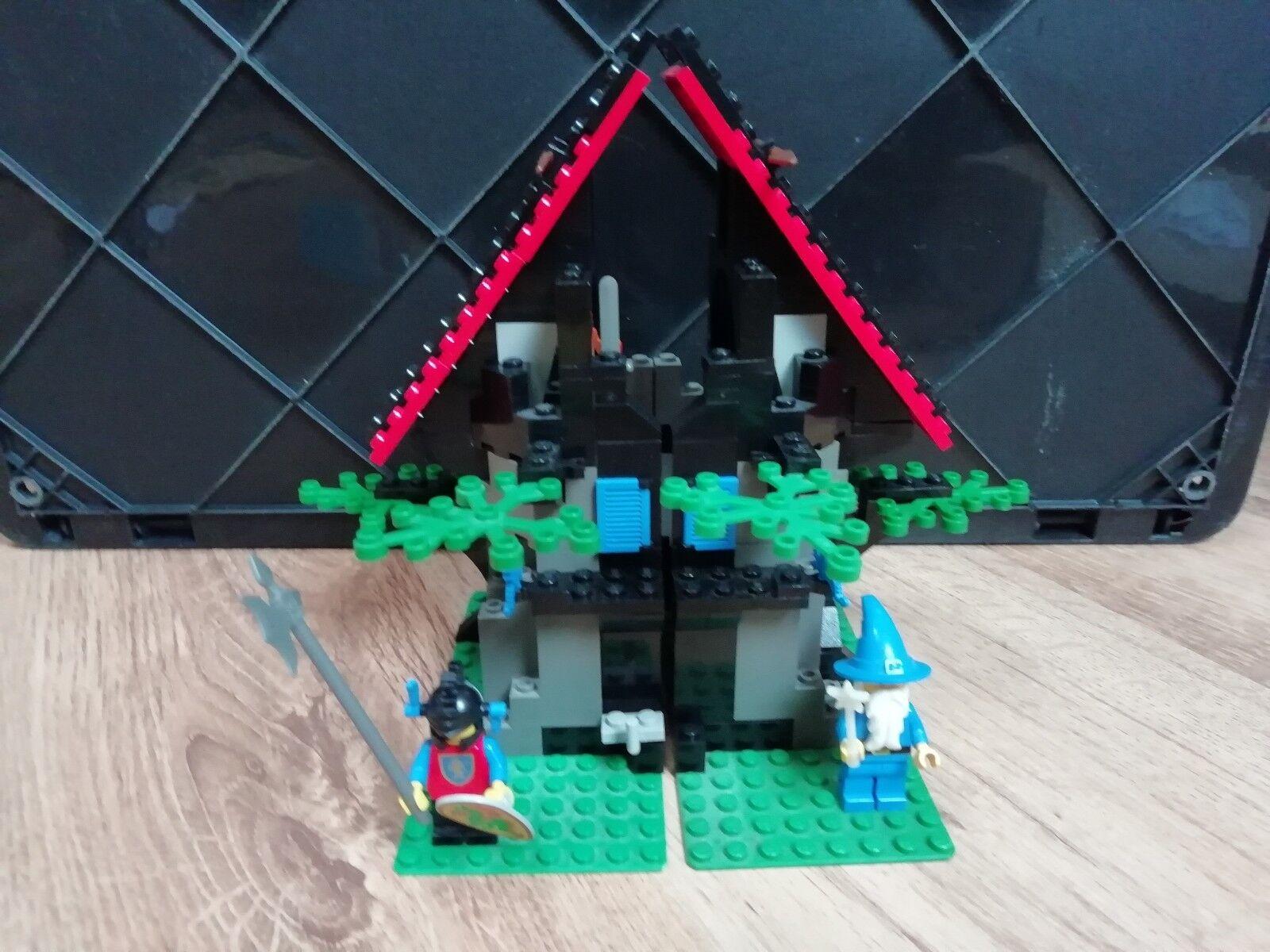 Lego 6048 Hexenmeisterwerkstatt Jahr 1993 inkl. Bauanleitung
