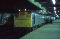 British Rail Class 25161 SHEFFIELD 19-3-83 - 6 x 4 Quality Photo Railway Print