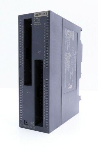 used Siemens Simatic S7 6ES7 321-1BP00-0AA0 6ES7321-1BP00-0AA0  E-Stand:03