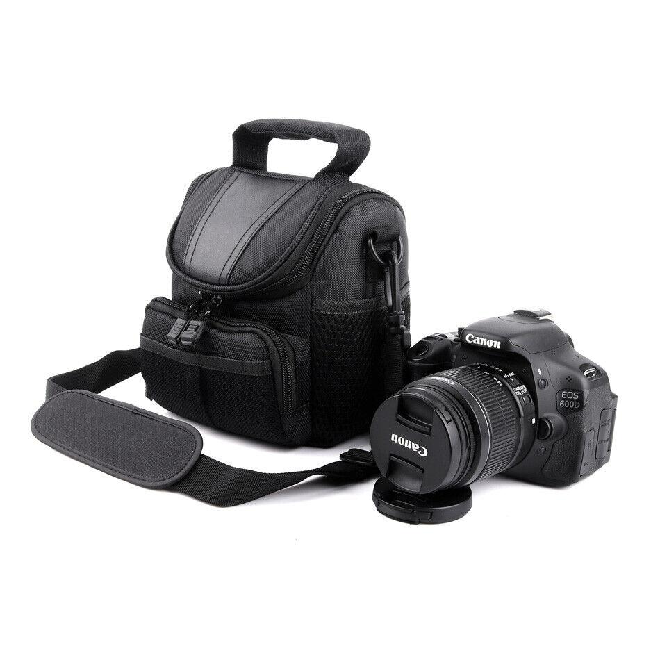 Lightweight Messenger Sling DSLR SLR Camera Case Shoulder Bag for Sony Alpha