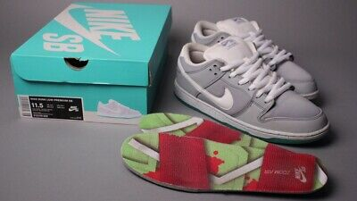 new concept 91a30 d5504 Nike SB Dunk Low Premium Marty McFly Back To The Future Air ...