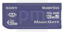 Memory Stick * 256 MB (2 x 128 MB) * Sony
