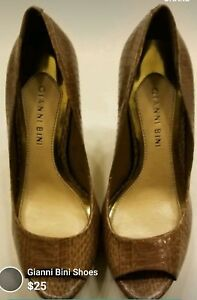 cb3f332cc0c Details about Gianni Bini Women Shoes