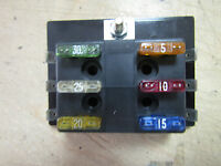 1 Buss Atc Fuse Panel Of,6 Buss Fuses Made In Usa,pick Fuse5 To 30amp+fuse Pul