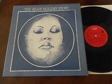 BILLIE HOLIDAY Story 6 LP BOX HOLLAND CBS 1982 NM