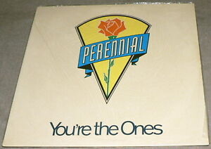 PERENNIAL You're The Ones SEALED 1984 PER001 PRIVATE Hard Rock Metal Vinyl EP