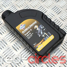 1L SILKOLENE 10W-40 SEMI SYNTHETIC MONKEY BIKE DAX 4-STROKE ENGINE OIL 125cc