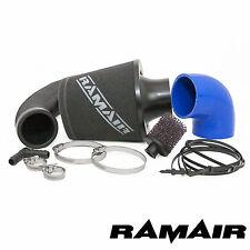 Ford Fiesta St150 rendimiento inducción ingesta Cono Filtro De Aire Kit ramair Azul