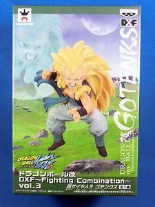 Dragon Ball Z Kai Figure GOTENKS DXF Fighting Combination Vol.3 Banpresto NEW