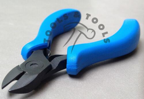 Precision Side Cutters Semi Flush Cutters 115 mm fabrication de bijoux fil de travail etc