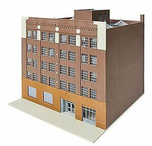 WALTHERS-CORNERSTONE-HO-SCALE-WILLIAMS-INDUSTRIAL-ELECTRIC-KIT-933-3788