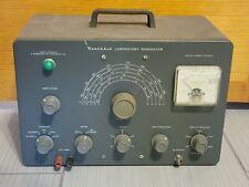 Heathkit Vintage Tube Laboratory Signal Generator