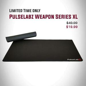 Pulselabz XL Weapon Series Mouse pad 18.99   Save $35 from BestBuy Canada Preview