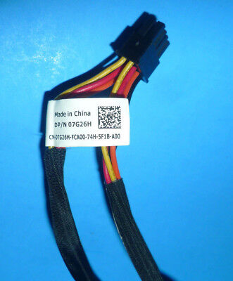 OEM DELL OptiPlex 3040 5040 7040  HDD /& ODD SATA Power Cable Assembly 7G26H