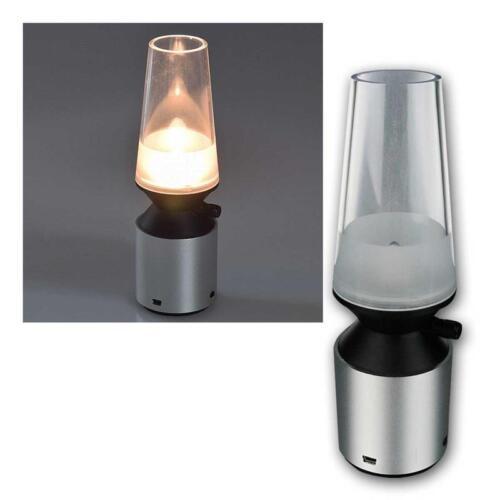 LED Campingleuchte TINO warmweiß dimmbar Camping Laterne Lampe NEU LiIon Akku