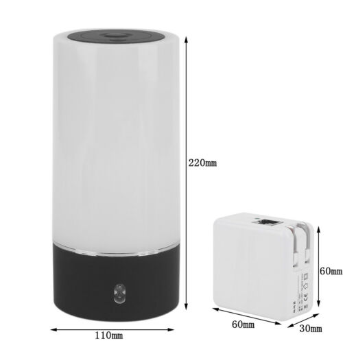 WiFi Light Signal Range Booster Network Extender Amplifier Internet Repeater