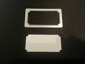 Sizzix-Die-Cutter-RECTANGLE-PLAQUE-fits-Big-Shot-Cuttlebug