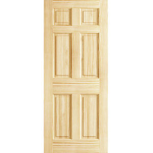 6 panel door kimberly bay solid wood interior slab with double hip panels ebay 6 panel hardwood interior doors
