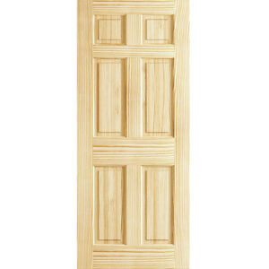 6 Panel Door Kimberly Bay Solid Wood Interior Slab With