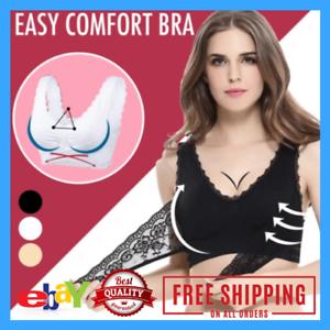 US NEW 2020 WONDER BRA Easy Comfort Bra FREE SHIPPING
