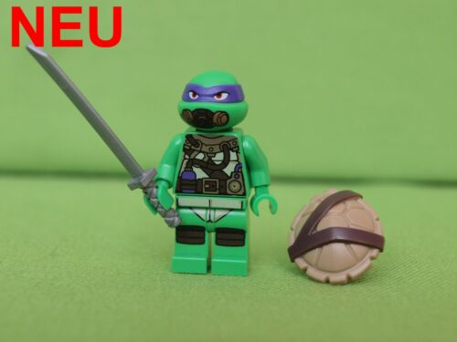 Lego Turtles TMNT Figuren zum Auswählen 79103 79102 79104 79119 79100 79122