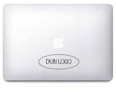Vinyl Mac Book Skin Design Macbook Aufkleber Sticker Eigenes Logo Ebay