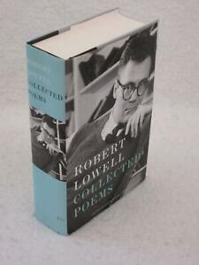 ROBERT-LOWELL-COLLECTED-POEMS-Farrar-Straus-and-Giroux-1st-Printing-2003