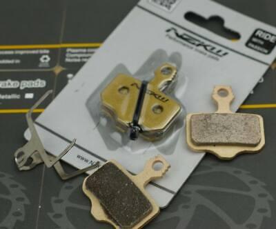 Pairs Disc brake pads sintered for Elixir-1-2-3-5-7-R-CR SRAM-DB-1-3-5-XX-XO-X7