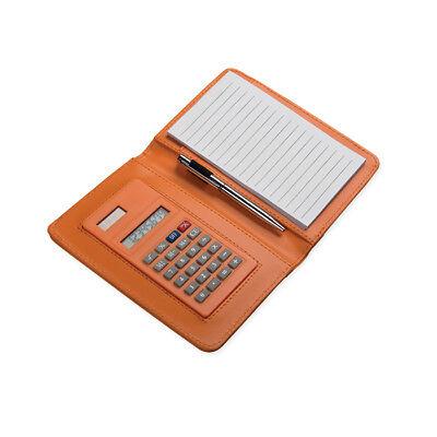 Calcolatrice Con Block Notes Pennino Calcolatrice Tascabile Studio Scuola Solare
